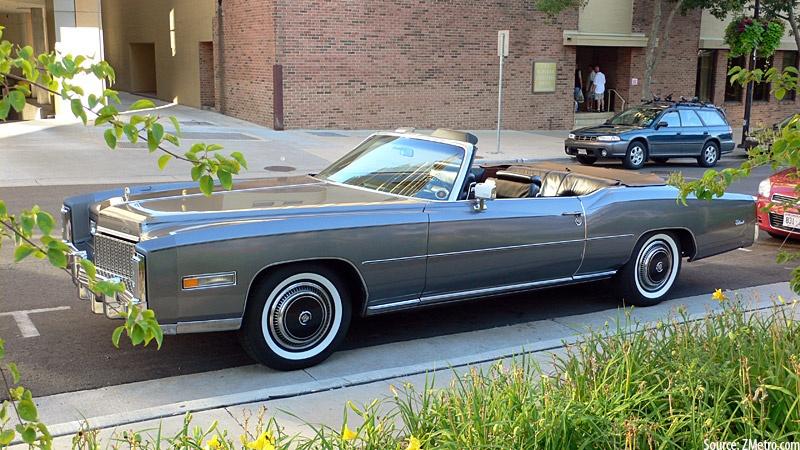 1970 Cadillac El Dorado Convertible
