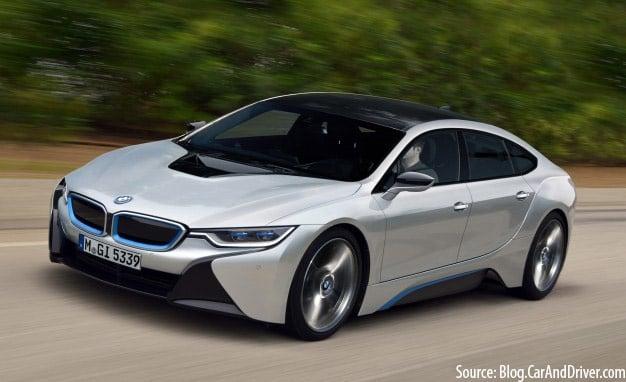 10 New EVs: BMW i5