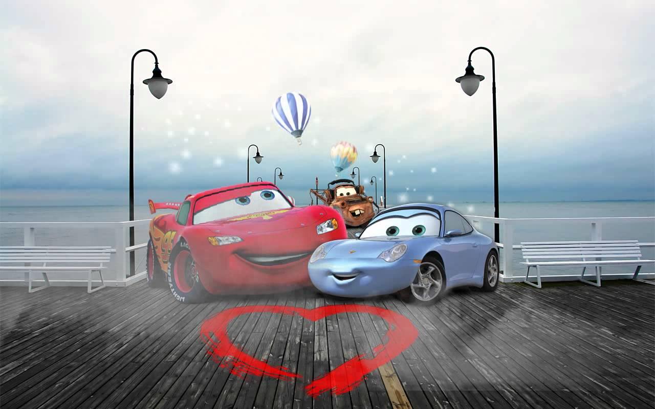 Cars in Love: Cars movie