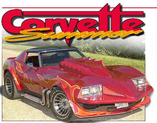"""The Corvette from """"Corvette Summer"""""""