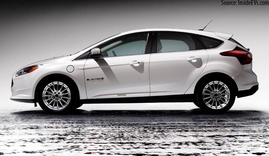 10 New EVs: Ford Focus EV