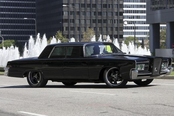 """1966 Chrysler Imperial in """"The Green Hornet"""""""