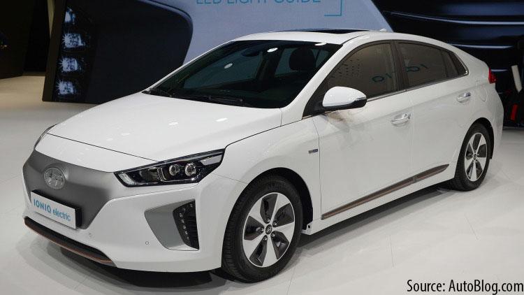 10 New EVs: Hyundai Ioniq