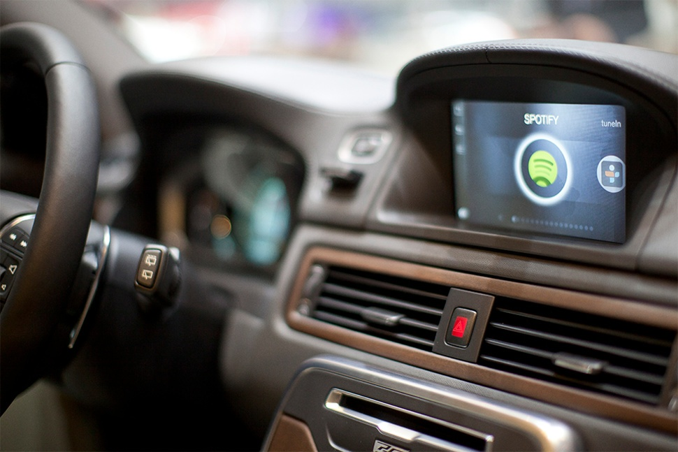 In-Car Audio Streaming