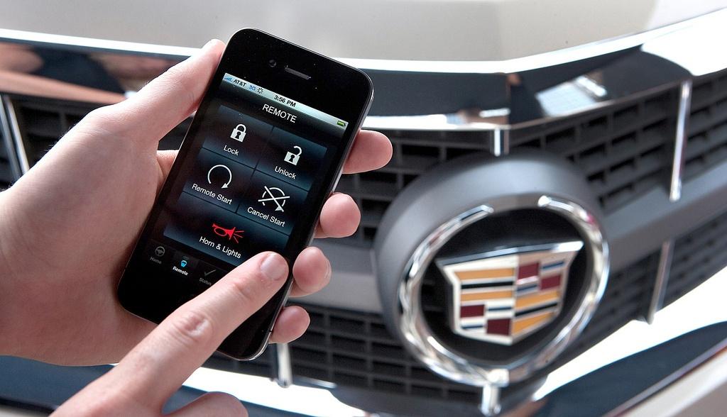 In-Car Mobile App