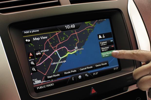 In-Car Navigation System
