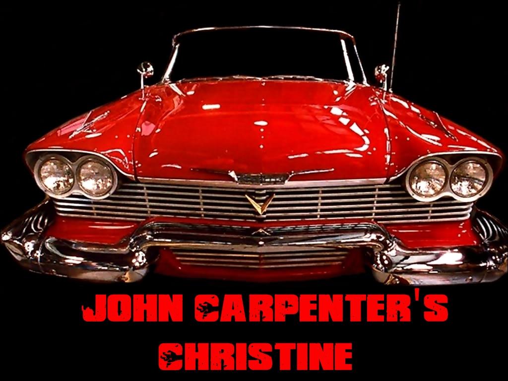 """Christine from the movie """"Christine"""""""