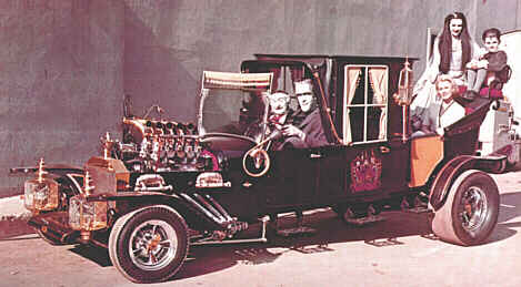 The Munster Koach from The Munsters