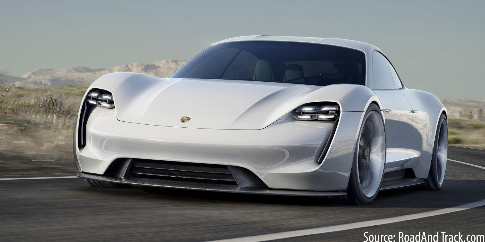 Porsche Mission E2