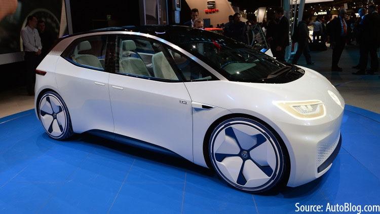 10 New EVs: Volkswagen ID