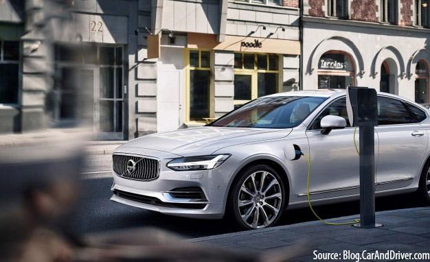 10 New EVs: Volvo EV