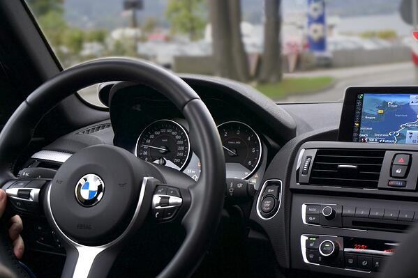 BMW luxury features
