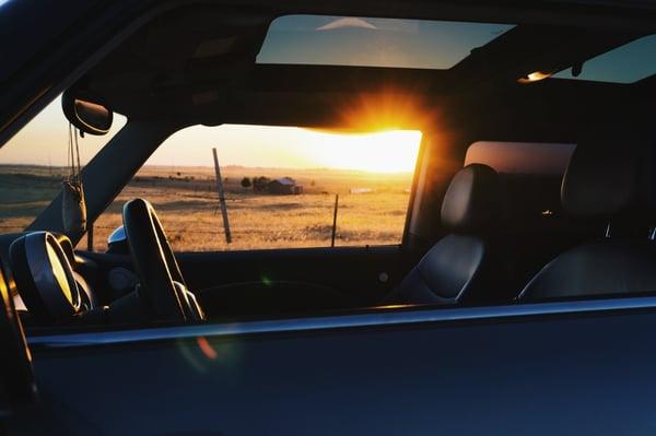 summer-sun-on-car